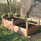 Help Us Donate Raised Beds To Care Homes