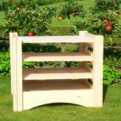 Wooden Fruit Storage Box