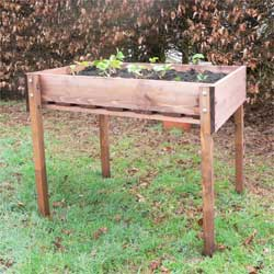 The Strawberry Raised Bed Now Available Gardening Works