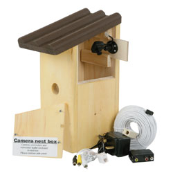 Nest Box Infra Red Camera