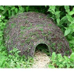 The Hogitat - An Alternative Place for Hedgehogs To Shelter